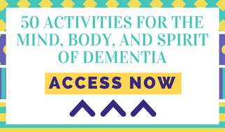 50 activities for dementia