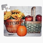 24-piece Autumn Puzzle