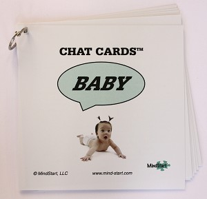 Chat Cards - Baby