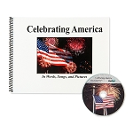 Celebrating America Book with CD