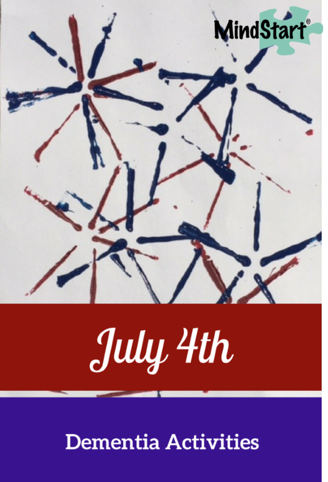 July Fourth Activities for Dementia
