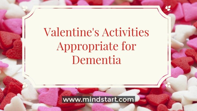 Activities For Dementia Patients For Valentine S Day