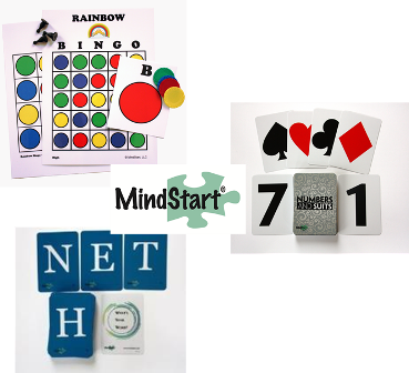 mindstart dementia activity products