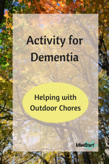 Alzheimer outdoor activities