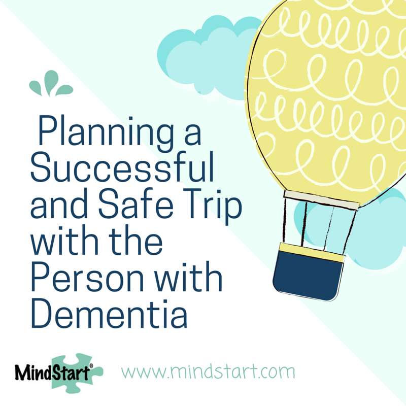 Traveling with the Person with Dementia