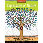 Expressions of Nature Coloring Book
