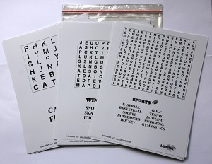 MindStart Easy Word Searches