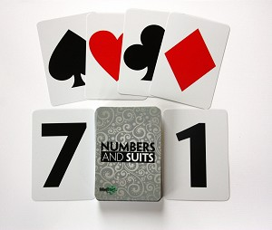 'Numbers and Suits' Card Set