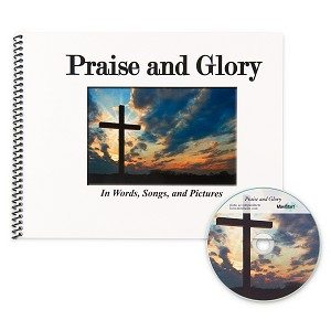 Praise and Glory book with CD